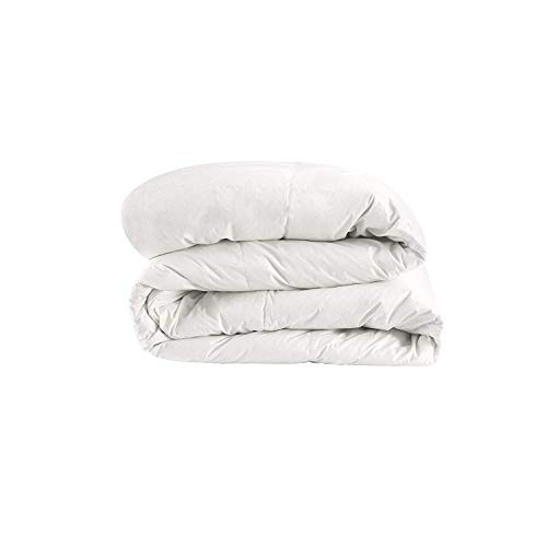 Bassetti Il Piumone Bettdecke für Winter und Frühjahr *+**, 4-Jahreszeiten-Decke aus Polyester, für Einzelbett, 155x200cm