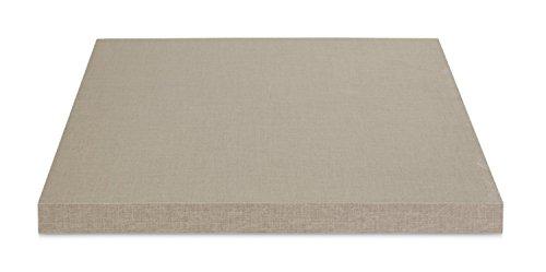Einlegeboden Regalboden Fachbrett ZOE | Hellgrau | 43x48 cm