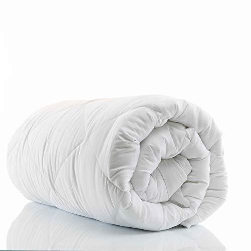 Etérea Comfort Mono Steppdecke - Weitere Größen wählbar - Warm Mikrofaser Bettdecke, 135x200 cm