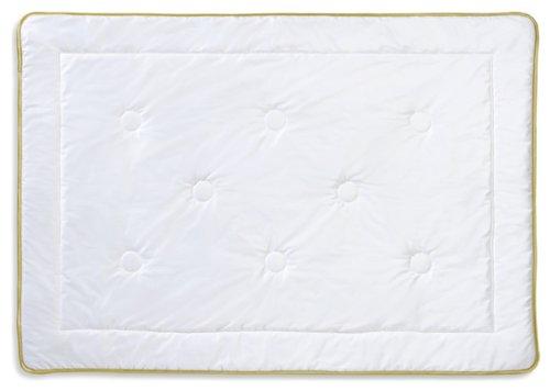 Frau Holle Kinder-Bettdecke aus 100% Schurwolle, 100 x 135 cm, 260 g - 1225-10