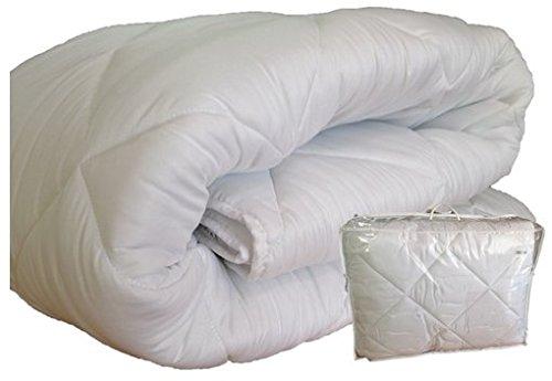 """Hotel Qualität Winter Bettdecke–Hohlfaser 300gsm–Einzelbett–Doppelbett–King Size, 100% Polyester / Microfaser / Polyester, weiß, King - 94"""" x 102"""" (240cm x 260cm)"""