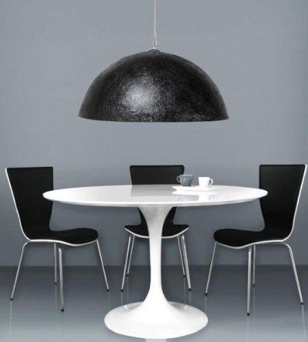 Invicta Interior Glow Stylische Hängeleuchte schwarz gold 50cm