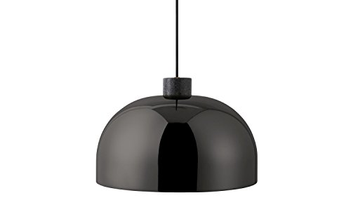 Normann Copenhagen Grant Pendelleuchte - Schwarz - Ø 45 cm - Simon Legald - Design - Hängeleuchte - Wohnzimmerleuchte