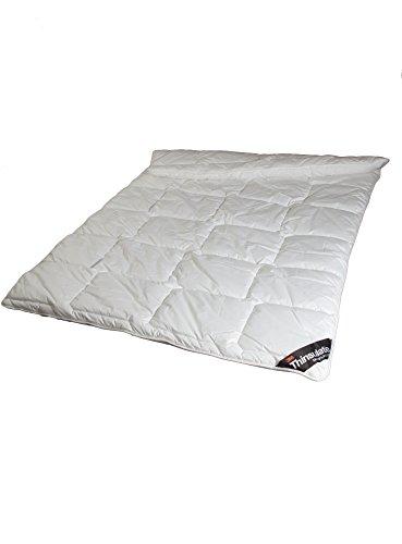Thinsulate 100033777 Premium Duobett, Füllung: 1200 g mit 100% Baumwolle, 155 x 200 cm