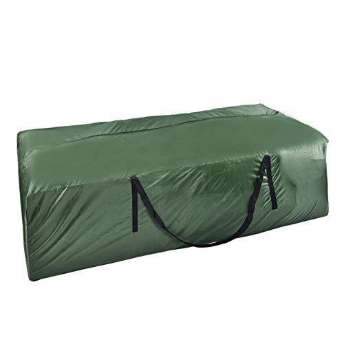 Wasserdichte Speicher Bag Mit Reißverschluss Für Kleidung, Bettdecke Und Bettwäsche, Aufbewahrungstasche Zum Verstauen Von Spielzeug Gartenmöbel, Armee Green- Yves25Tate