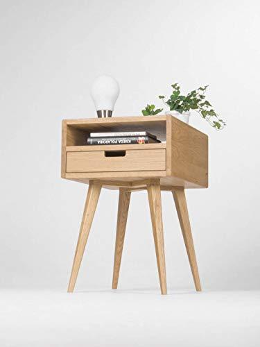 Nachttisch mit Schublade/Nachtkommode/Nachtschrank/Nachtkonsole