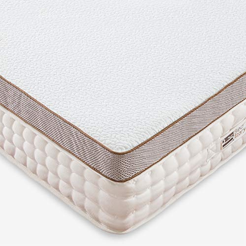 BedStory Gel Memory Foam Topper